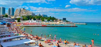 Weekend na Morzu Czarnym. Weekendy w Odessie.