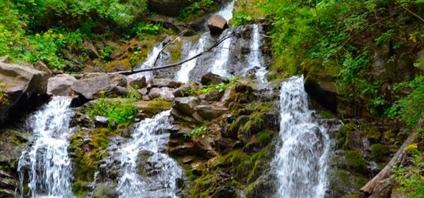 Wodospad Trufaniec