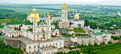 Golden tour. Easter in Ternopil, Kamianets and Pochaev Lavra