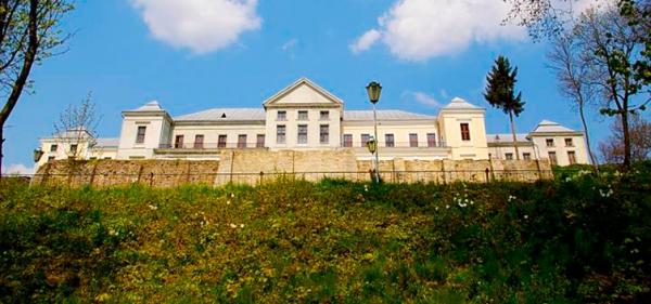Вишневецький палац