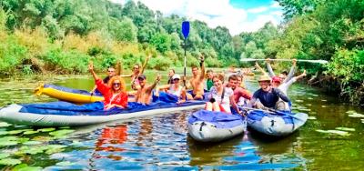 Beauty on the Bug! Vinnytsia - Medzhibozh - Tulchin