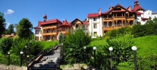 Carpathian pleasure. Lviv - Truskavets - SPA
