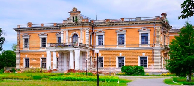 Francuski urok. Manors of Sumy