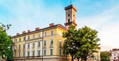 Spring freshness of Lviv. May holidays in Lviv