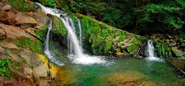 Wodospad Kamenka
