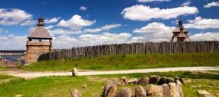 Za progami Dniepru. Zaporoże-Khortitsa w Dzień Niepodległości