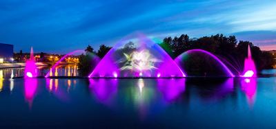 Neonowa trasa. Winnica - Uman - Medzhibozh
