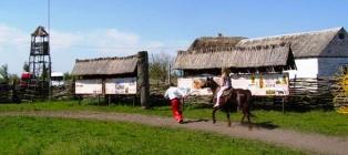 Травневі на козацькому хуторі. Дніпро - Галушківка