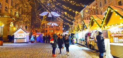 Christmas mystery. Christmas stay in Lviv