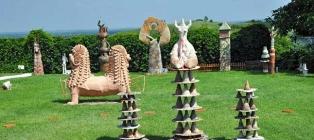 Stolica ukraińskiej ceramiki. Oposhnya - Budishcha - Kotelva