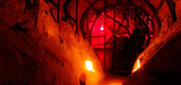 Антонієві печери Чернігів