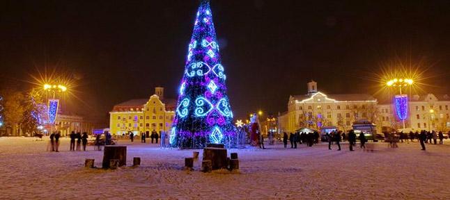 Різдвяна скринька. Київ - Козелець - Чернігів - Батурин - Ніжин