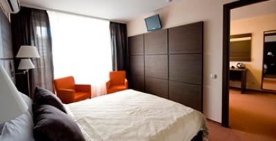 Odessa from Kharkov. Hotel & quot; 3 Peace Resort * & quot;