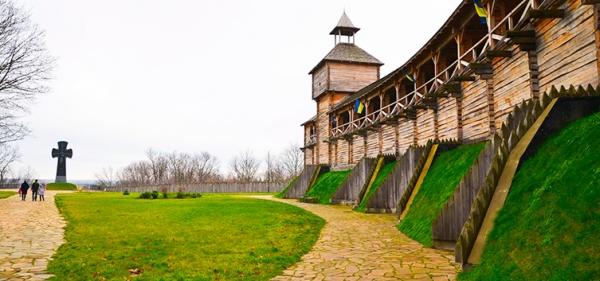 Батуринська фортеця