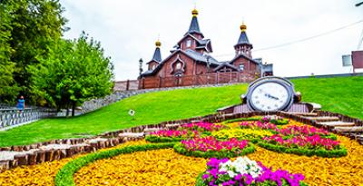 Весна в Харкові. Сади, сквери і парки