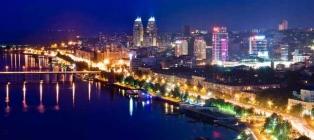 Dniepr jest cudowny! Miasto i rzeka